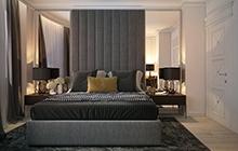 Дизайн интерьера квартиры в классическом стиле ЖК