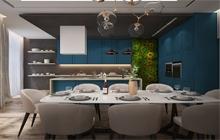 Дизайн интерьера двухуровневой квартиры в ЖК