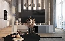 Дизайн интерьера квартиры Одесса  ЖК