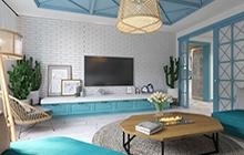 Дизайн интерьера дома Каролино-Бугаз