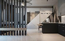 Дизайн интерьера салона мебели