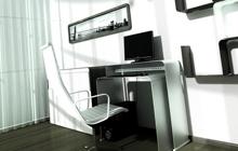 Дизайн - проект интерьера квартиры в современном стиле