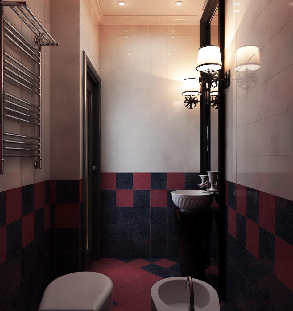 Дизайн квартиры французский