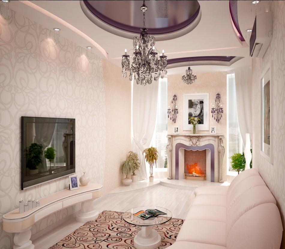фото квартир дизайн классика