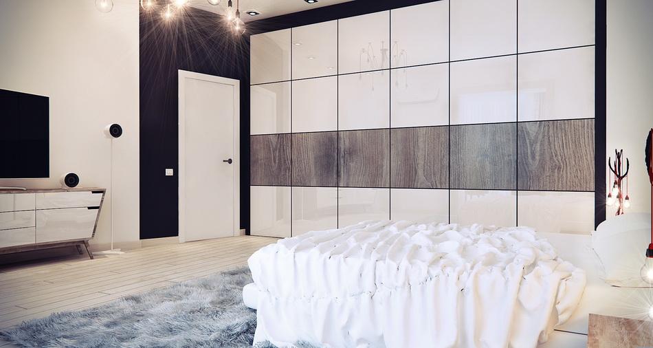 Дизайн интерьера квартиры в