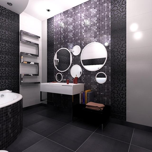 Дизайн проект маленькой квартиры в стиле модерн в г: Дизайн-проект квартиры г. Одесса, ул. Глушко 32