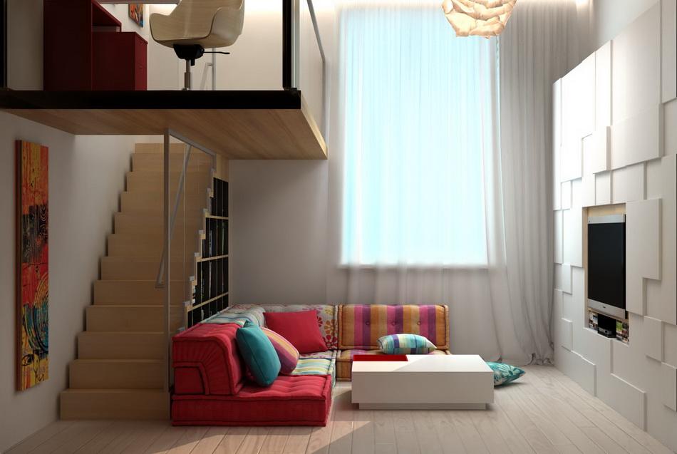 Интерьер для спальни 16 кв.м фото