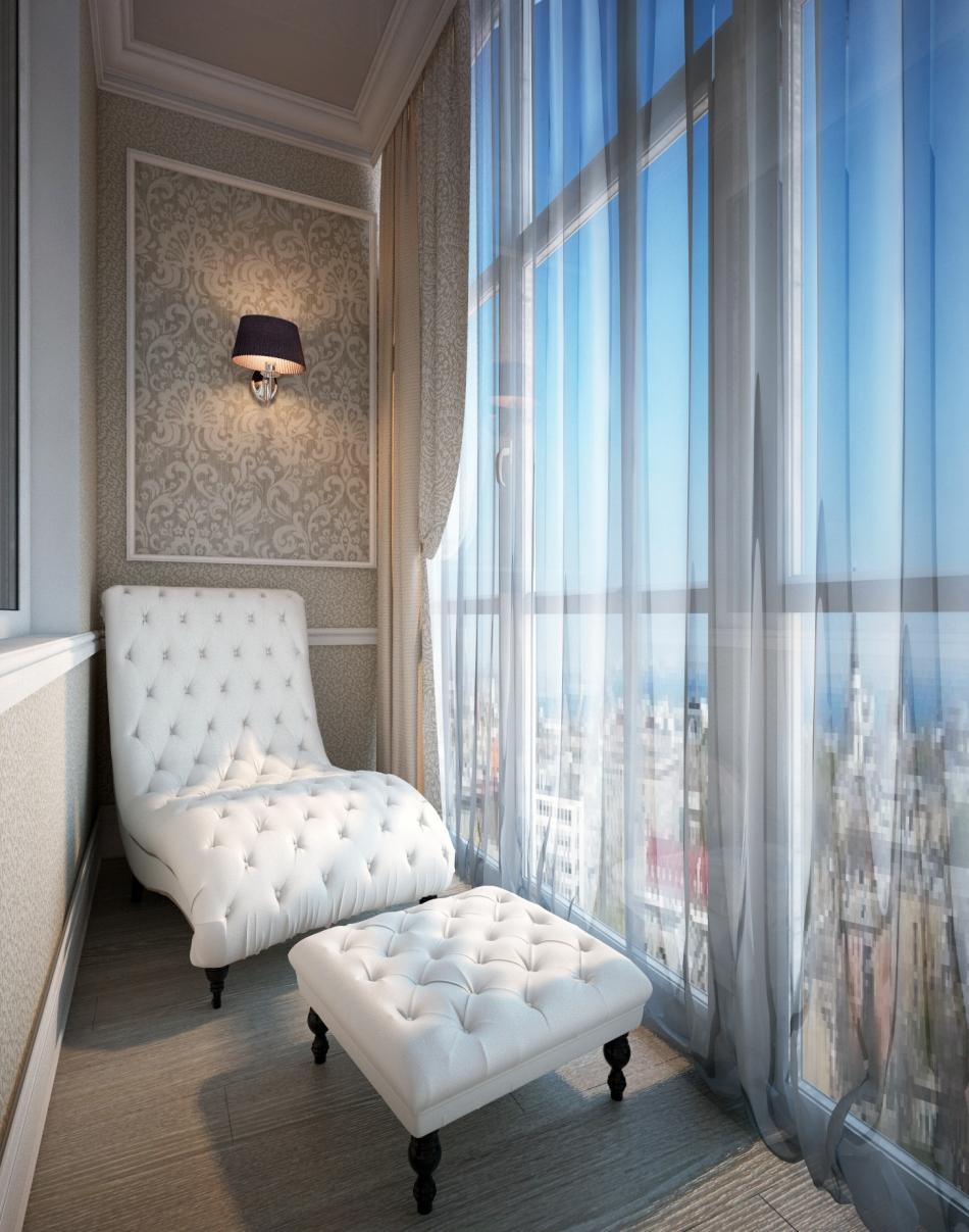 Квартира в стиле современная классика, 17 жемчужина, ул. аст.