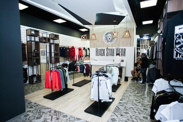 Магазин Одежды Black Star